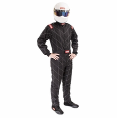 Driving Suit by Racequip Chevron Series SFI-1 One Piece
