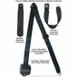 Hardtop and Convertible 3 Point Retractable Seat Belt - alternative view 1