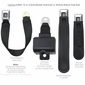 Lap Belt for Low Seat - Retractable with GM Buckle Seat Belt - alternative view 5