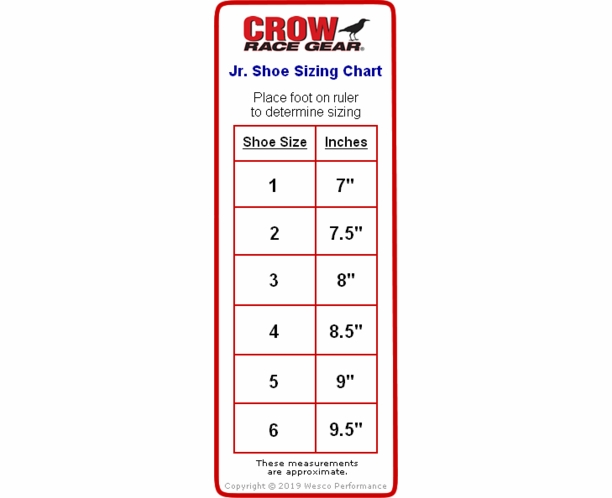 a91ca7497727f5 Mid-Top Kids Junior Racing Shoes by Crow - alternative view 2