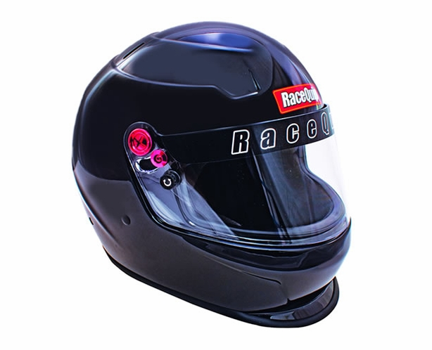 Racequip Pro20 Helmet Racing SA2020 Snell Rated Black or White
