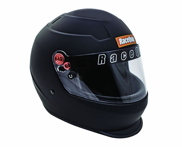 Racequip Pro20 Helmet Racing SA2020 Snell Rated Black or White - alternative view 2