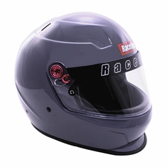Racequip SA2020 Helmet PRO20 Full Face Gloss Steel Color