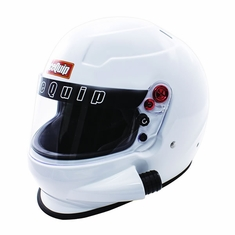 Racequip Side Air Helmet Pro20 Snell SA2020 White or Black