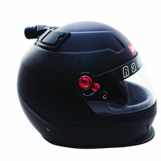 Racequip Top Air Helmet Pro20 Snell SA 2020 Black or White