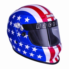 Racequip Pro Youth Racing Helmet America 2020 SFI 24.1 for Kids