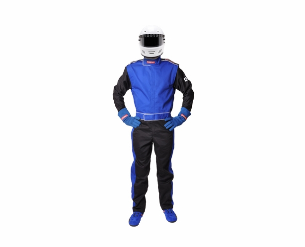 Sportsman Deluxe (SDX) - 1 Piece Racing Suit SFI 3.2A/1 by Pyrotect