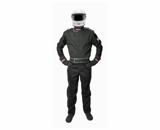 Sportsman Deluxe (SDX) - 1 Piece Racing Suit SFI 3.2A/1 by Pyrotect - alternative view 2
