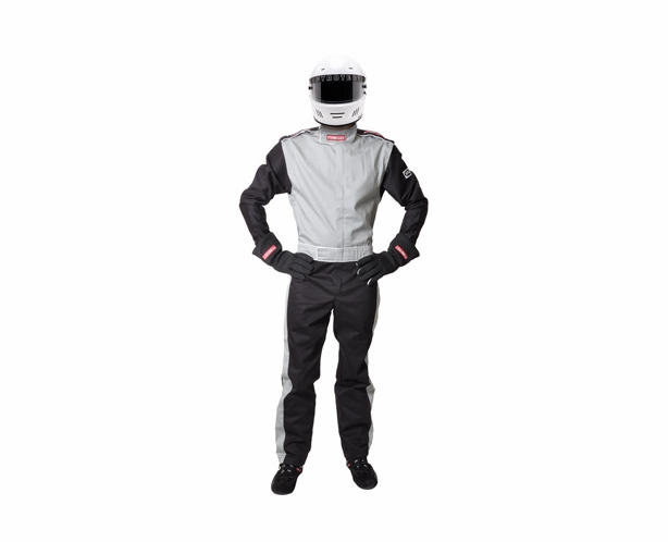 Sportsman Deluxe (SDX) - 1 Piece Racing Suit SFI 3.2A/1 by Pyrotect - alternative view 3
