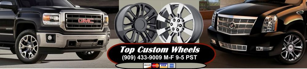 Top Custom Wheels -  eBay Store