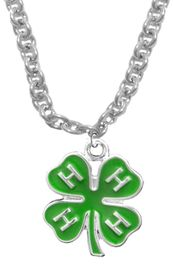 4 H CLUB ADJUSTABLE CABLE CHAIN NECKLACE<BR>  <BR>HYPOALLERGENIC-SAFE<BR>NO NICKEL NO LEAD AND NO POISONOUS CADMIUM<BR>W1595N1  $9.68 EACH  �2019