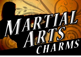 <BR WHOLESALE MARTIAL ARTS CHARMS <BR> CADMIUM, LEAD AND NICKEL FREE <BR>             SOLD INDIVIDUALLY