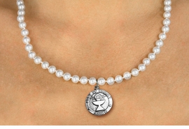 <BR>                       CATHOLIC JEWELRY<Br>                     LEAD & NICKEL FREE!! <Br>     W19445N - COMMUNION CUP <BR> CHARM ON 6MM PEARL BEAD NECKLACE <BR>            FROM $4.73 TO $10.50 �2012