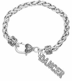 "<BR>""DANCER""  BRACELET EXCLUSIVELY OURS!!   <Br>               AN ALLAN ROBIN DESIGN!!   <br>                         HYPOALLERGENIC<BR>        NICKEL, LEAD & CADMIUM FREE!   <BR>            W1785B1-  $10.38 EACH �2015"