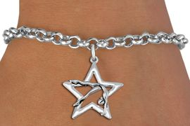 <bR>               EXCLUSIVELY OURS!!<BR>         AN ALLAN ROBIN DESIGN!!<BR>CLICK HERE TO SEE 1000+ EXCITING<BR>   CHANGES THAT YOU CAN MAKE!<BR>  CADMIUM,  LEAD & NICKEL FREE!! <BR>W1307SB - SILVER TONE GYMNAST <BR>  POSED IN STAR CHARM BRACELET <BR>     FROM $4.15 TO $8.00 �2012