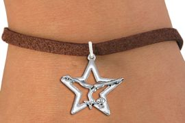 <bR>               EXCLUSIVELY OURS!!<BR>         AN ALLAN ROBIN DESIGN!!<BR>CLICK HERE TO SEE 1000+ EXCITING<BR>   CHANGES THAT YOU CAN MAKE!<BR>  CADMIUM,  LEAD & NICKEL FREE!! <BR>W1308SB - SILVER TONE GYMNAST <BR>  POSED IN STAR CHARM BRACELET <BR>     FROM $4.15 TO $8.00 �2012