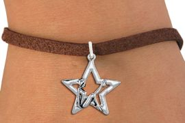 <bR>               EXCLUSIVELY OURS!!<BR>         AN ALLAN ROBIN DESIGN!!<BR>CLICK HERE TO SEE 1000+ EXCITING<BR>   CHANGES THAT YOU CAN MAKE!<BR>  CADMIUM,  LEAD & NICKEL FREE!! <BR>W1310SB - SILVER TONE GYMNAST <BR>  POSED IN STAR CHARM BRACELET <BR>     FROM $4.15 TO $8.00 �2012
