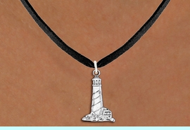 <bR>                EXCLUSIVELY OURS!!<BR>          AN ALLAN ROBIN DESIGN!!<BR> CLICK HERE TO SEE 1000+ EXCITING<BR>    CHANGES THAT YOU CAN MAKE!<BR>CADMIUM, LEAD & NICKEL FREE!! <BR> W1336SN - ANTIQUED SILVER TONE <BR> LIGHTHOUSE CHARM & NECKLACE <BR>     FROM $4.50 TO $8.35 �2012