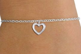 <bR>                 EXCLUSIVELY OURS!!<BR>           AN ALLAN ROBIN DESIGN!!<BR>  CLICK HERE TO SEE 1000+ EXCITING<BR>     CHANGES THAT YOU CAN MAKE!<BR> CADMIUM, LEAD & NICKEL FREE!! <BR >W1375SB - SMALL SILVER TONE <BR> OPEN HEART & CHILD'S BRACELET <BR>        FROM $4.15 TO $8.00 �2012