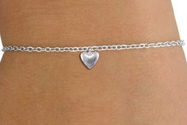 <bR>                 EXCLUSIVELY OURS!!<BR>           AN ALLAN ROBIN DESIGN!!<BR>  CLICK HERE TO SEE 1000+ EXCITING<BR>     CHANGES THAT YOU CAN MAKE!<BR> CADMIUM, LEAD & NICKEL FREE!! <BR >W1376SB - TINY SILVER TONE <BR>3D PUFFED HEART & CHILD'S BRACELET <BR>        FROM $4.15 TO $8.00 �2012