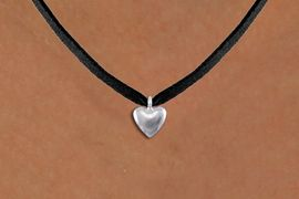 <bR>                EXCLUSIVELY OURS!!<BR>          AN ALLAN ROBIN DESIGN!!<BR> CLICK HERE TO SEE 1000+ EXCITING<BR>    CHANGES THAT YOU CAN MAKE!<BR>CADMIUM, LEAD & NICKEL FREE!! <BR> W1376SN - TINY SILVER TONE <BR>3D PUFFED HEART CHARM & NECKLACE <BR>     FROM $4.50 TO $8.35 �2012
