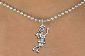 <bR>                 EXCLUSIVELY OURS!!<BR>           AN ALLAN ROBIN DESIGN!!<BR>  CLICK HERE TO SEE 1000+ EXCITING<BR>     CHANGES THAT YOU CAN MAKE!<BR> CADMIUM, LEAD & NICKEL FREE!! <BR> W1389SN - TENNIS PLAYER CHARM <BR> NECKLACE FROM $4.50 TO $8.35 �2013