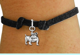 <bR>                     EXCLUSIVELY OURS!!<BR>               AN ALLAN ROBIN DESIGN!!<BR>      CLICK HERE TO SEE 1000+ EXCITING<BR>         CHANGES THAT YOU CAN MAKE!<BR>        CADMIUM,  LEAD & NICKEL FREE!! <BR>W298SB - POLISHED SILVER TONE <BR>BULLDOG CHARM CHILD'S BRACELET <BR>           FROM $4.15 TO $8.00 �2012
