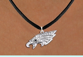 <bR>                  EXCLUSIVELY OURS!!<Br>            AN ALLAN ROBIN DESIGN!!<BR>   CLICK HERE TO SEE 1000+ EXCITING<BR>      CHANGES THAT YOU CAN MAKE!<BR>     LEAD, NICKEL & CADMIUM FREE!!<BR> W1318SN - BEAUTIFUL EAGLE HEAD <BR>      CRYSTAL CHARM AND NECKLACE <BR>         FROM $5.40 TO $9.85 �2012