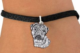 <bR>               EXCLUSIVELY OURS!!<Br>         AN ALLAN ROBIN DESIGN!! <BR>CLICK HERE TO SEE 1000+ EXCITING <BR>   CHANGES THAT YOU CAN MAKE!<BR>   LEAD, NICKEL & CADMIUM FREE!! <BR> W1356SB - DETAILED BULLDOG HEAD <BR> WITH CRYSTALS CHARM & BRACELET <BR>     FROM $5.40 TO $9.85 �2012