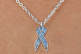 <bR>                  EXCLUSIVELY OURS!! <Br>             AN ALLAN ROBIN DESIGN!! <BR>    CLICK HERE TO SEE 1000+ EXCITING <BR>       CHANGES THAT YOU CAN MAKE! <BR>      LEAD, NICKEL & CADMIUM FREE!! <BR> W1383SN - TURQUOISE AWARENESS <BR> CRYSTAL RIBBON AND CHILD'S NECKLACE <BR>          FROM $5.40 TO $9.85 �2012