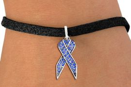 <bR>               EXCLUSIVELY OURS!! <Br>           AN ALLAN ROBIN DESIGN!! <BR>  CLICK HERE TO SEE 1000+ EXCITING <BR>     CHANGES THAT YOU CAN MAKE!<BR>     LEAD, NICKEL & CADMIUM FREE!! <BR>  W1387SB - BLUE AWARENESS <BR>  CRYSTAL RIBBON CHARM & BRACELET <BR>       FROM $5.15 TO $9.00 �2013