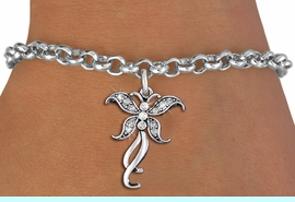 <bR>                EXCLUSIVELY OURS!! <Br>            AN ALLAN ROBIN DESIGN!! <BR>   CLICK HERE TO SEE 1000+ EXCITING <BR>      CHANGES THAT YOU CAN MAKE!<BR>      LEAD, NICKEL & CADMIUM FREE!! <BR>  W1392SB - SILVER TONE AND CRYSTAL <BR>     BUTTERFLY CHARM & BRACELET <BR>        FROM $5.40 TO $9.85 �2013