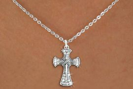 <bR>                  EXCLUSIVELY OURS!!<Br>            AN ALLAN ROBIN DESIGN!!<BR>   CLICK HERE TO SEE 120+ EXCITING<BR>      CHANGES THAT YOU CAN MAKE!<BR>     LEAD, NICKEL & CADMIUM FREE!!<BR>        W1280SN - BETHLEHEM CROSS <BR>      CRYSTAL CHARM AND NECKLACE <BR>         FROM $5.40 TO $9.85 �2012