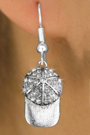 <bR>                 EXCLUSIVELY OURS!!<Br>           AN ALLAN ROBIN DESIGN!!<BR>  CLICK HERE TO SEE 120+ EXCITING<BR>     CHANGES THAT YOU CAN MAKE!<BR>     LEAD, NICKEL & CADMIUM FREE!!<BR> W1283SE - BRIMMED SPORTS CAP <BR>      CRYSTAL CHARM EARRINGS <BR>       FROM $4.95 TO $10.00 �2012