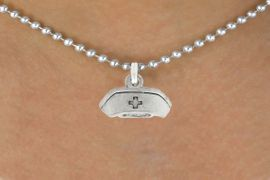<bR>                 EXCLUSIVELY OURS!!<Br>           AN ALLAN ROBIN DESIGN!!<BR>  CLICK HERE TO SEE 120+ EXCITING<BR>     CHANGES THAT YOU CAN MAKE!<BR>                LEAD & NICKEL FREE!!<BR>     W1032SN - NURSE HAT CHARM &<BR>     NECKLACE FROM $4.55 TO $8.00 �2012