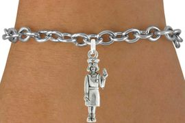 <bR>                 EXCLUSIVELY OURS!!<Br>           AN ALLAN ROBIN DESIGN!!<BR>  CLICK HERE TO SEE 120+ EXCITING<BR>     CHANGES THAT YOU CAN MAKE!<BR>                LEAD & NICKEL FREE!!<BR>W1033SB - NURSE WITH MEDICINE BOTTLE <Br>CHARM & BRACELET  FROM $4.50 TO $8.35 �2012