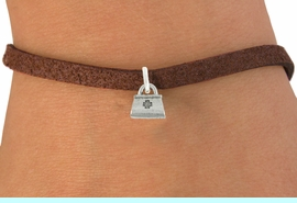 <bR>                   EXCLUSIVELY OURS!!<Br>             AN ALLAN ROBIN DESIGN!!<BR>    CLICK HERE TO SEE 120+ EXCITING<BR>       CHANGES THAT YOU CAN MAKE!<BR>                  LEAD & NICKEL FREE!!<BR>   W1080SB - MEDICAL BAG CHARM &<Br>BRACELET  FROM $4.50 TO $8.35 �2012