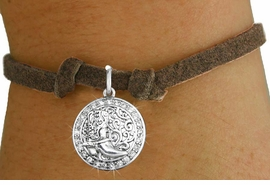 <bR>                   EXCLUSIVELY OURS!!<Br>             AN ALLAN ROBIN DESIGN!!<BR>    CLICK HERE TO SEE 120+ EXCITING<BR>       CHANGES THAT YOU CAN MAKE!<BR>                  LEAD & NICKEL FREE!!<BR>W1141SB - CRYSTAL WESTERN BOOT CIRCLE CHARM<Br>& CHILDRENS BRACELET FROM $5.40 TO $9.85 �2012