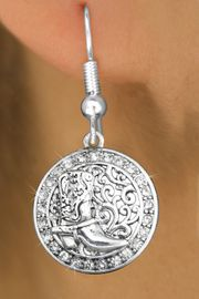 <bR>                   EXCLUSIVELY OURS!!<Br>             AN ALLAN ROBIN DESIGN!!<BR>    CLICK HERE TO SEE 120+ EXCITING<BR>       CHANGES THAT YOU CAN MAKE!<BR>                  LEAD & NICKEL FREE!!<BR>W1141SE - CRYSTAL  WESTERN BOOT CIRCLE CHARM<BR> EARRINGS FROM $4.95 TO $10.00 �2012
