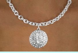 <bR>                      EXCLUSIVELY OURS!!<Br>                AN ALLAN ROBIN DESIGN!!<BR>       CLICK HERE TO SEE 120+ EXCITING<BR>          CHANGES THAT YOU CAN MAKE!<BR>                     LEAD & NICKEL FREE!!<BR>W1141SN - CRYSTAL WESTERN BOOT CIRCLE CHARM<BR> & NECKLACE FROM $5.40 TO $9.85 �2012