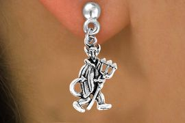 """<bR>               EXCLUSIVELY OURS!!<Br>         AN ALLAN ROBIN DESIGN!!<BR>CLICK HERE TO SEE 120+ EXCITING<BR>   CHANGES THAT YOU CAN MAKE!<BR>              LEAD & NICKEL FREE!!<BR>           W615SE - """"LITTLE DEVIL""""<Br>     & EARRINGS FROM $4.50 TO $8.35"""