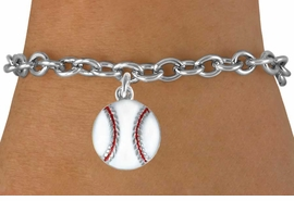 <bR>               EXCLUSIVELY OURS!!<Br>         AN ALLAN ROBIN DESIGN!!<BR>CLICK HERE TO SEE 120+ EXCITING<BR>   CHANGES THAT YOU CAN MAKE!<BR>              LEAD & NICKEL FREE!!<BR>         W617SB - SMALL BASEBALL<Br>     & BRACELET AS LOW AS $4.50