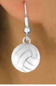 <bR>               EXCLUSIVELY OURS!!<Br>         AN ALLAN ROBIN DESIGN!!<BR>CLICK HERE TO SEE 120+ EXCITING<BR>   CHANGES THAT YOU CAN MAKE!<BR>              LEAD & NICKEL FREE!!<BR>    W620SE - SMALL VOLLEYBALL<Br>     & EARRINGS FROM $4.50 TO $8.35