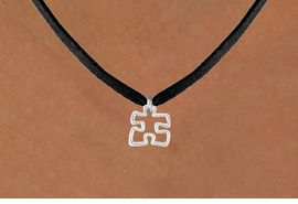 <bR>                    EXCLUSIVELY OURS!!<Br>              AN ALLAN ROBIN DESIGN!!<BR>     CLICK HERE TO SEE 120+ EXCITING<BR>        CHANGES THAT YOU CAN MAKE!<BR>                  LEAD & NICKEL FREE!!<BR>     W621SN - SMALL AUTISM PUZZLE<Br>       PIECE & NECKLACE &#169;2010 FROM<bR>                           $4.50 TO $8.35