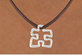 <bR>                  EXCLUSIVELY OURS!!<Br>            AN ALLAN ROBIN DESIGN!!<BR>   CLICK HERE TO SEE 120+ EXCITING<BR>     CHANGES THAT YOU CAN MAKE!<BR>                LEAD & NICKEL FREE!!<BR>    W622SN - LARGE AUTISM PUZZLE<Br>      PIECE & NECKLACE &#169;2010 FROM<Br>                        $5.25 TO $9.50