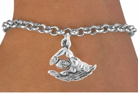 <bR>               EXCLUSIVELY OURS!!<Br>         AN ALLAN ROBIN DESIGN!!<BR>CLICK HERE TO SEE 120+ EXCITING<BR>  CHANGES THAT YOU CAN MAKE!<BR>             LEAD & NICKEL FREE!!<BR>       W627SB - MALE SWIMMER<Br>     & BRACELET AS LOW AS $4.50