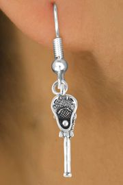 <bR>                EXCLUSIVELY OURS!!<Br>          AN ALLAN ROBIN DESIGN!!<BR> CLICK HERE TO SEE 120+ EXCITING<BR>    CHANGES THAT YOU CAN MAKE!<BR>               LEAD & NICKEL FREE!!<BR>         W632SE - LACROSSE STICK<Br>      & EARRINGS FROM $4.50 TO $8.35
