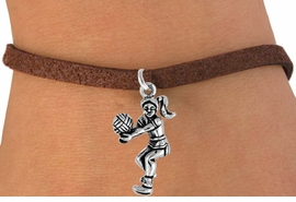 <bR>              EXCLUSIVELY OURS!!<Br>        AN ALLAN ROBIN DESIGN!!<BR>CLICK HERE TO SEE 120+ EXCITING<BR>  CHANGES THAT YOU CAN MAKE!<BR>             LEAD & NICKEL FREE!!<BR>   W649SB - VOLLEYBALL PLAYER<Br>     & BRACELET AS LOW AS $3.65