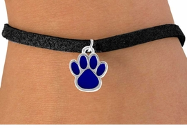 <bR>               EXCLUSIVELY OURS!!<Br>         AN ALLAN ROBIN DESIGN!!<BR>CLICK HERE TO SEE 120+ EXCITING<BR>   CHANGES THAT YOU CAN MAKE!<BR>              LEAD & NICKEL FREE!!<BR>W669SB - SMALL BLUE PAW CHARM &<Br>   BRACELET FROM $4.50 TO $8.35