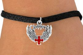 <bR>               EXCLUSIVELY OURS!!<Br>         AN ALLAN ROBIN DESIGN!!<BR>CLICK HERE TO SEE 120+ EXCITING<BR>   CHANGES THAT YOU CAN MAKE!<BR>              LEAD & NICKEL FREE!!<BR>     W674SB - CHOPPER CROSS &<Br>   WINGS CHARM BRACELET FROM<Br>                      $4.50 TO $8.35